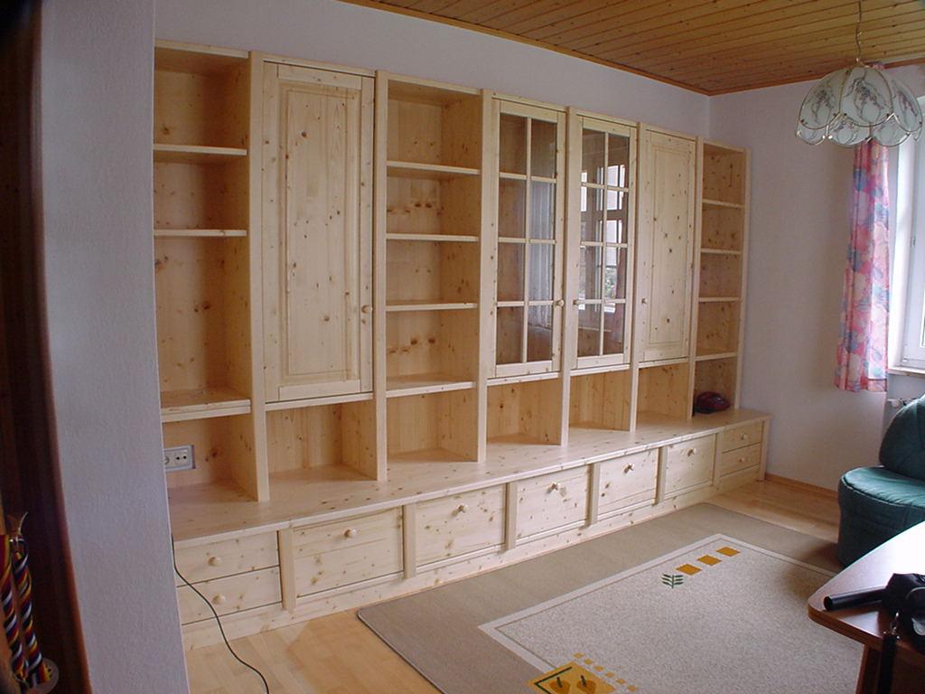 armin griesbach schreinerei innenausbau wohnzimmer. Black Bedroom Furniture Sets. Home Design Ideas